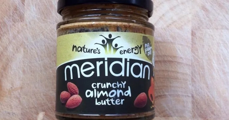 Healthy Alternatives - Almond Butter