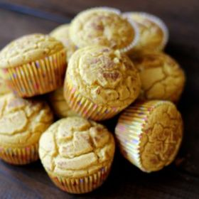 Pumpkin Pie Muffins and a Giveaway