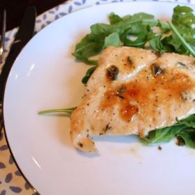 Lemon Sage Chicken