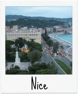 Nice Travel Page