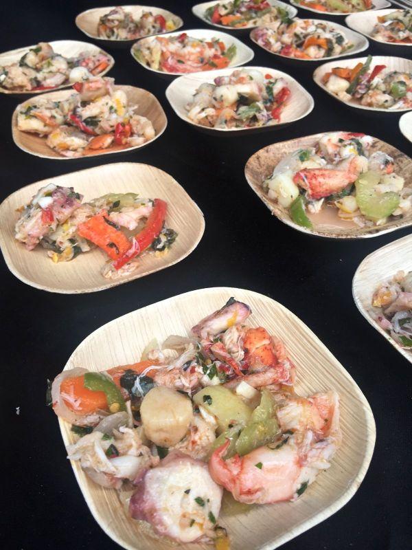 Tesori Seafood Salad