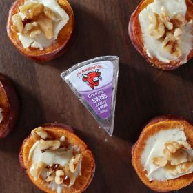Fun Fall Snacks with The Laughing Cow Cheese
