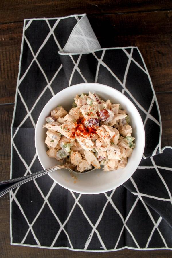 Curry Chicken Salad-2