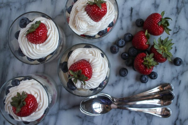 No Bake Cheesecake Cups-9