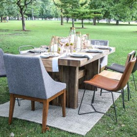 Picnicking with West Elm and Snap Kitchen