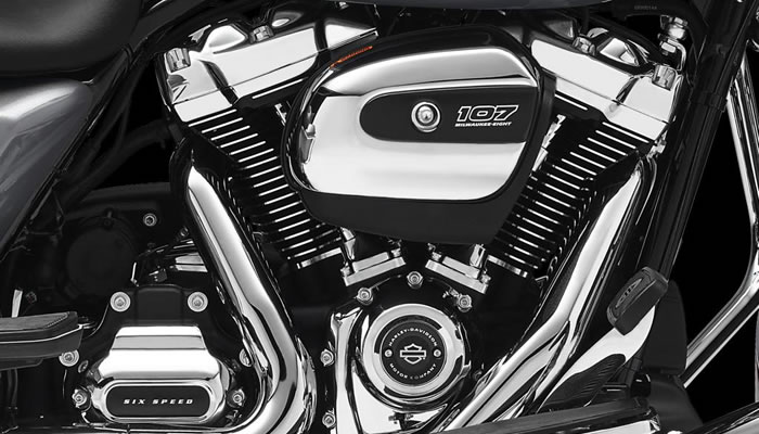 Official Rollout of the Milwaukee Eight Engine From Harley Davidson for 2017