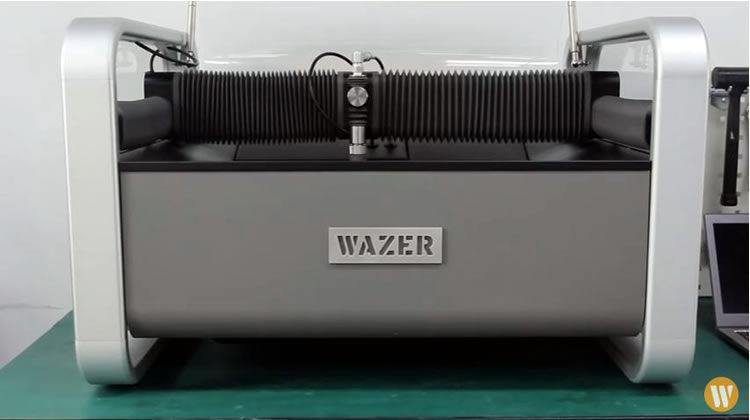 You Need the Wazer Desktop Waterjet Cutter in Your Shop