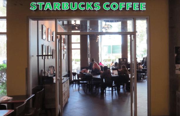 UC San Diego Starbucks