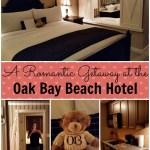 A Romantic Getaway at Oak Bay Beach Hotel