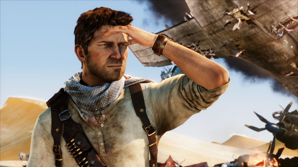 Uncharted 3 Multiplayer Trailer Makes You Want To Kill Everyone