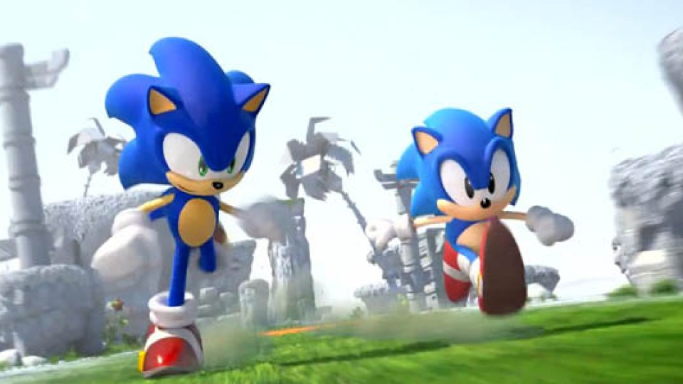 New Gamescom Sonic Generations Trailer