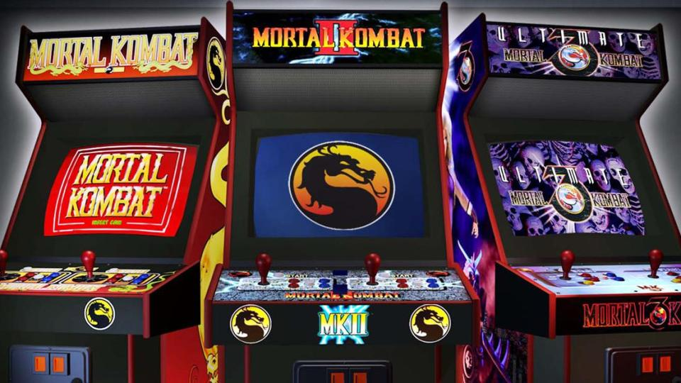 Mortal Kombat Arcade Kollection Trailer + Developer Diary