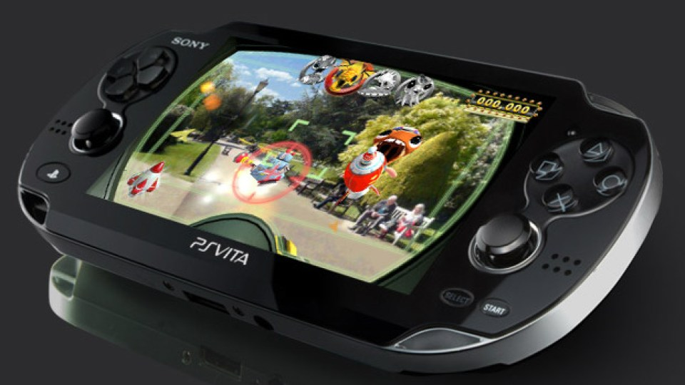 Pre-Purchase The Playstation Vita And Get It A Week Early