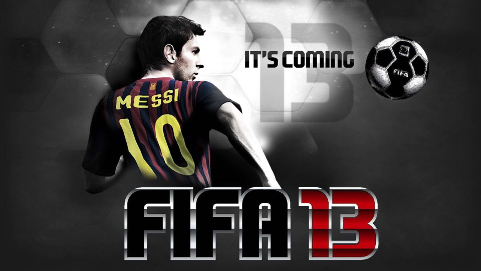 FIFA 13 Kinect Features Previewed