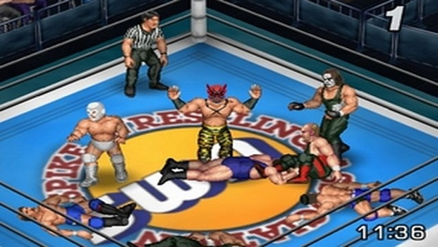 FireProWrestling