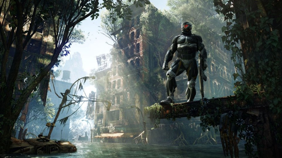 Reminder: Crysis 3 Open Beta Begins Today
