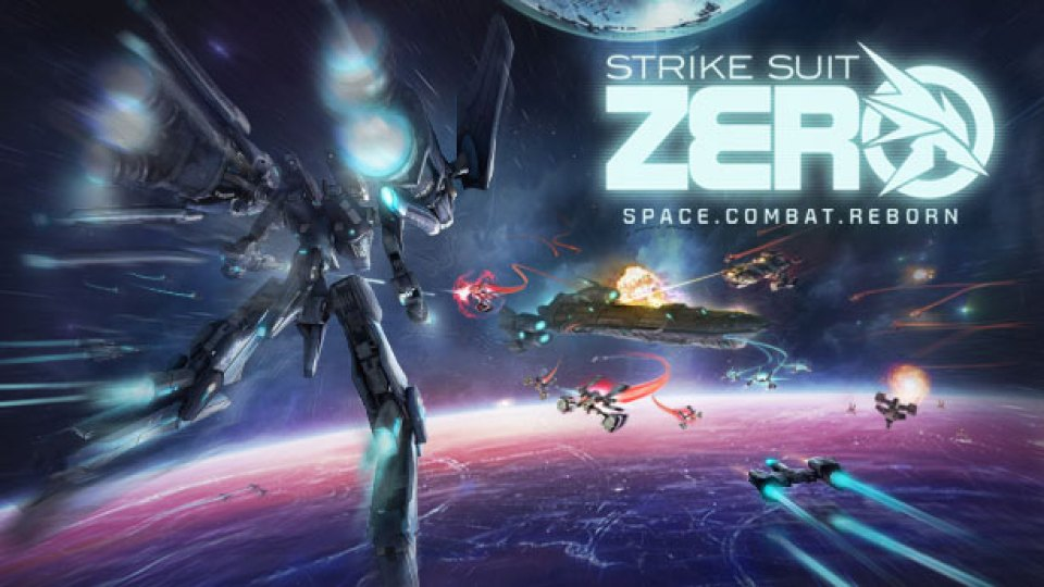 Strike Suit Zero Review &#8211; Space Combat Reborn