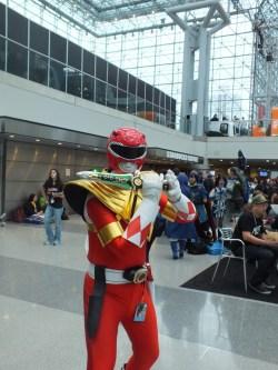 Red Ranger Powered Up