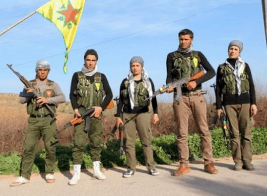 peoples protection units YPG