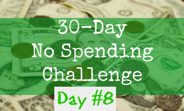 30-day-No-Spending-Chday8allenge-