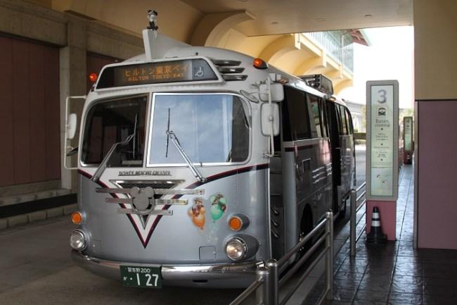 Tokyo Disneyland Resort Cruiser