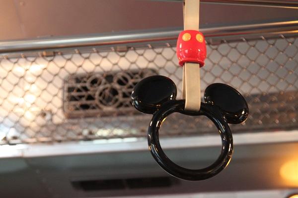 Tokyo Disney Resort Cruiser Handles