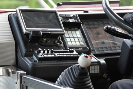 Tokyo Disney Resort Cruiser Cockpit