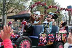Tokyo Duffy Mickey and Minnie