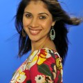 Shivangi Bhayana, performer at the City of Bhangra festival. Photo courtesy of the performer.