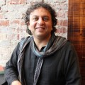 Vikram Vij, owner of Vij's Restaurant and Rangoli. Photo courtesy of the Indian Summer Festival