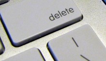 """Triple deleting"" – the Clark government's M.O. 