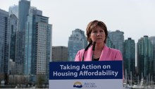 "Premier Christy Clark announced March 18 that the Province of British Columbia is taking further action to address ""shadow-flipping."" 