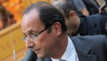Francois Hollande. Photo par Francois Hollande, Flickr