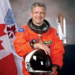 Marc Garneau | Photo par NASA