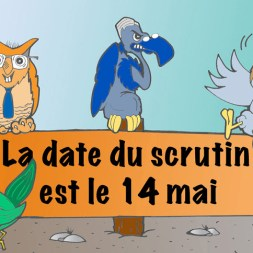 Le date du scrutin est le 14 mai