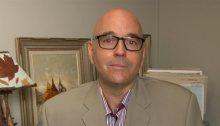 Le nouveau directeur général de la FFCB, Robert Rothon.  Photo de ICI Radio-Canada