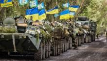 Le bras de fer ukrainien continue encore. | Photo par Sasha Maksymenko