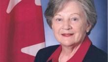 Maria Chaput, sénatrice depuis 2002.