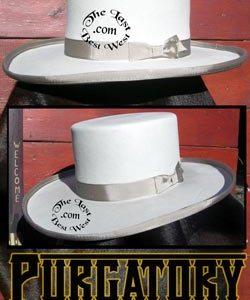 Purgatory Custom Handmade Hat