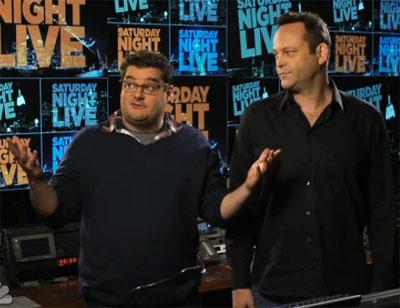 Vince Vaughn SNL promo