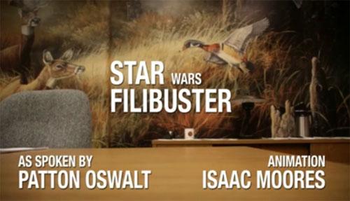 Star Wars Filibuster