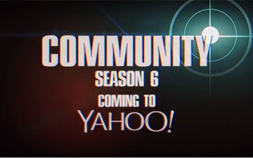 Community Season 6 on Yahoo!