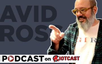 David Cross - TLB Podcast
