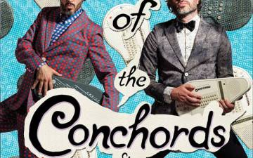 Flight of the Conchords Tour Poster