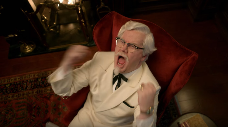 Jim Gaffigan is the new Colonel Sanders