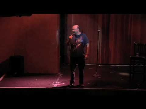 Stand-Up Clip of The Day: Eddie Pepitone heckles himself