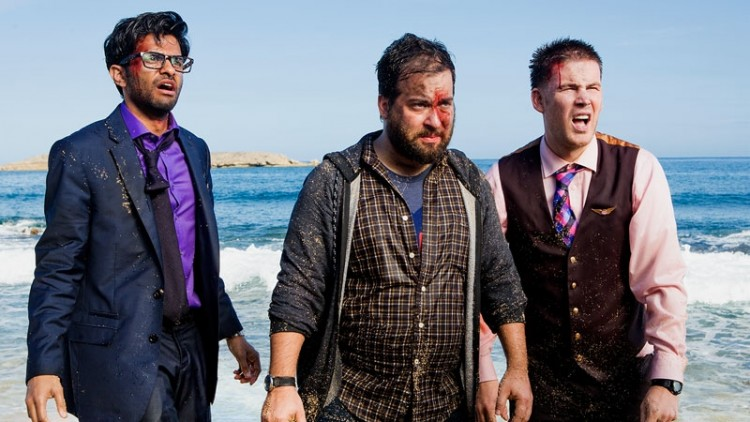 "Let's get ""Wrecked"" with new TBS comedy"