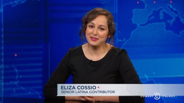 Eliza Cossio