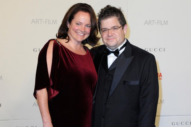 Patton Oswalt breaks silence, remembers wife