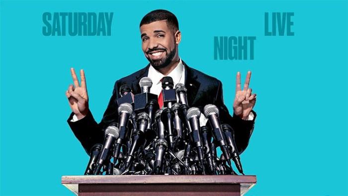 Drake SNL Bumpers